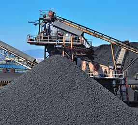 Coal, Lime, Mining, Powder, Pulp & Paper